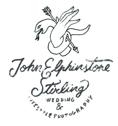 John Elphinstone Stirling – Creative/Documentary Wedding Photographer Based In Glasgow, Scotland logo